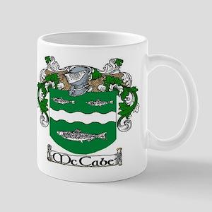 McCabe Coat of Arms Mug