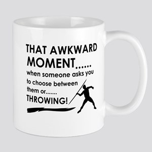 Javelin Throw sports designs Mug
