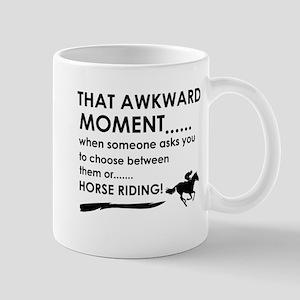 Horse Riding sports designs Mug