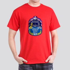 STS 117 Original Crew Dark T-Shirt