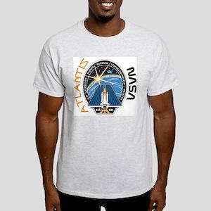 STS 117 Atlantis Ash Grey T-Shirt