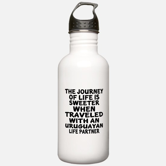 Traveled With Uruguaya Water Bottle