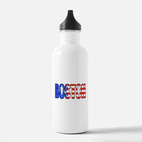 Boston patriot Water Bottle