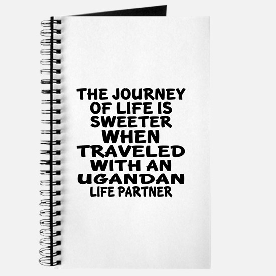 Traveled With Ugandan Life Partner Journal