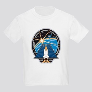 STS 115 Patch Kids T-Shirt