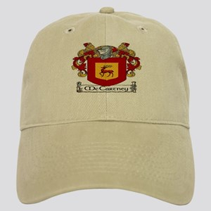 McCartney Coat of Arms Cap