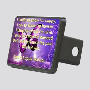 Lupus Warrior Hitch Cover