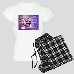 Lupus Warrior Pajamas
