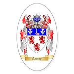 Carney Sticker (Oval 10 pk)