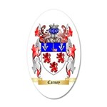 Carney 35x21 Oval Wall Decal