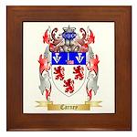 Carney Framed Tile