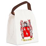 Carnes Canvas Lunch Bag