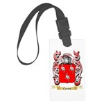 Carnes Large Luggage Tag