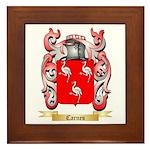 Carnes Framed Tile