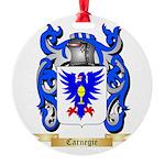 Carnegie Round Ornament