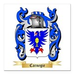 Carnegie Square Car Magnet 3