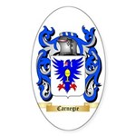 Carnegie Sticker (Oval 10 pk)