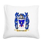 Carnegie Square Canvas Pillow
