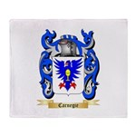 Carnegie Throw Blanket