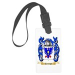 Carnegie Large Luggage Tag