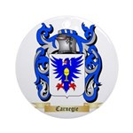 Carnegie Ornament (Round)