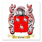Carne Square Car Magnet 3