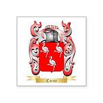 Carne Square Sticker 3