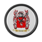 Carne Large Wall Clock