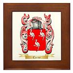Carne Framed Tile