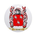 Carne Ornament (Round)