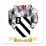 Carnall Square Car Magnet 3