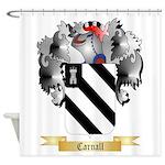 Carnall Shower Curtain