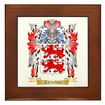Carnahan Framed Tile