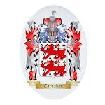 Carnahan Ornament (Oval)