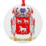 Carmont Round Ornament