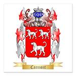 Carmont Square Car Magnet 3