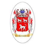 Carmont Sticker (Oval 50 pk)