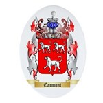 Carmont Ornament (Oval)