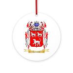 Carmont Ornament (Round)