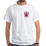 Carmona White T-Shirt