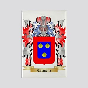Carmona Rectangle Magnet