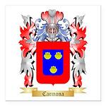 Carmona Square Car Magnet 3