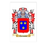 Carmona Postcards (Package of 8)
