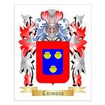Carmona Small Poster
