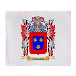 Carmona Throw Blanket