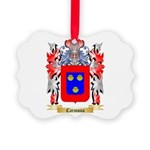 Carmona Picture Ornament