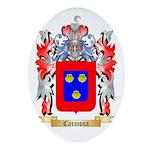 Carmona Ornament (Oval)