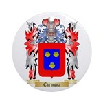 Carmona Ornament (Round)