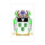 Carmona 2 Sticker (Rectangle)