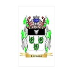 Carmona 2 Sticker (Rectangle 10 pk)